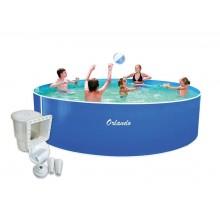 MARIMEX ORLANDO OLYMPIC bazén 4,57x1,07m se skimmerem 10340198