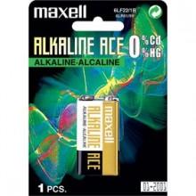 MAXELL Alkalická baterie 6LR61 1BP 1x9V 35009643