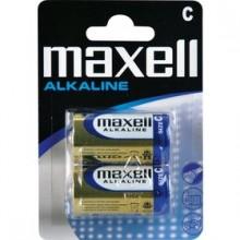 MAXELL Alkalické tužkové baterie LR14 2BP 2xC (R14) 35009649