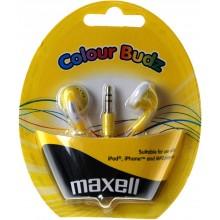 MAXELL 303363 COLOUR BUDZ GOLD Sluchátka 35040217