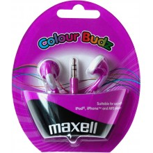 MAXELL 303364 COLOUR BUDZ PURPLE Sluchátka 35040218