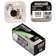 MAXELL Hodinková baterie SR 41W / 392 HD WATCH 35009704