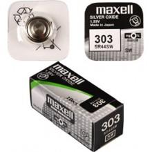 MAXELL Hodinková baterie SR 44SW / 303 LD WATCH 35009712