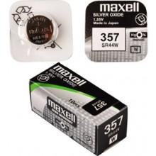 MAXELL Hodinková baterie SR 44W / 357 HD WATCH 35009715