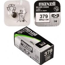 MAXELL Hodinková baterie SR 521SW / 379 LD WATCH 35009725