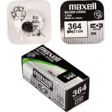 MAXELL Hodinková baterie SR 621SW / 364 LD WATCH 35009734
