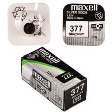 MAXELL Hodinková baterie SR 626SW / 377 LD WATCH 35009740