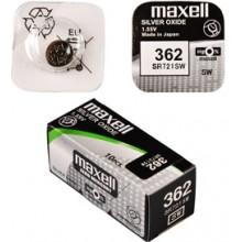 MAXELL Hodinková baterie SR 721SW / 362 LD WATCH 35009752