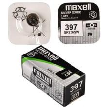 MAXELL Hodinková baterie SR 726SW / 397 LD WATCH 35009758