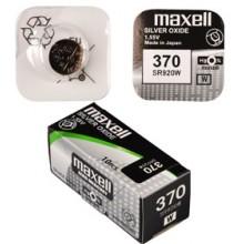 MAXELL Hodinková baterie SR 920W / 370 HD WATCH 35009777