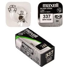 MAXELL Hodinková baterie SR 416SW / 337 LD WATCH 35009788