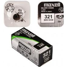 MAXELL Hodinková baterie SR 616SW / 321 LD WATCH 35009730