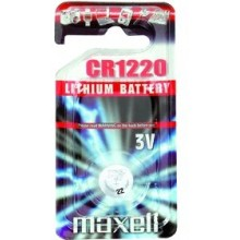 MAXELL Lithiová mincová baterie CR 1220 3V 35009793