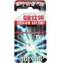MAXELL Lithiová mincová baterie CR 1216 3V 35009838