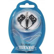 MAXELL 303459 PLUGZ BLACK Sluchátka 35040576