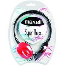 MAXELL 303476 STL-R ST RED Sluchátka 35033608