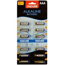 MAXELL Alkalické tužkové baterie LR03 12BP ALK 12x AAA (R03) 1x12 35043886