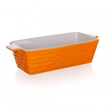 BANQUET Zapékací forma obdélníková 29,5x12,5cm Culinaria Orange 60ZF11