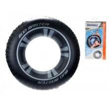 Mikro Trading kruh nafukovací pneumatika 91cm, od 10 let 00008908