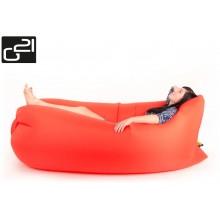 Nafukovací vak G21 Lazy Bag Orange 635341