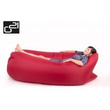 Nafukovací vak G21 Lazy Bag Red 635343