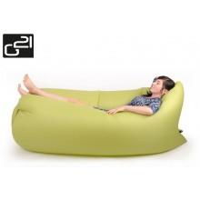 Nafukovací vak G21 Lazy Bag Green 635344