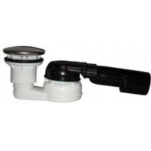 JIKA Vaničkový sifon 40/50 mm, průtok 33 l/min H2949830000001