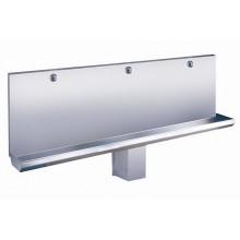 SANELA Nerezový pisoárový žlab SLPN 04E délka 1800mm 91041