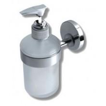 NOVASERVIS MEPHISTO dávkovač mýdla chrom/sklo 6855,0