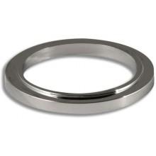 NOVASERVIS podložka pod baterii kovová chrom PB/57001K,0