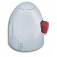 NOVASERVIS rukojeť satino pro termostatické baterie R/2400T,9