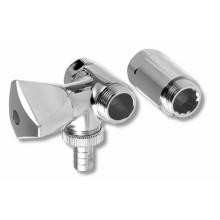 """NOVASERVIS připojovací ventil na pračku za baterii, levý, 3/4"""", chrom SC1726"""