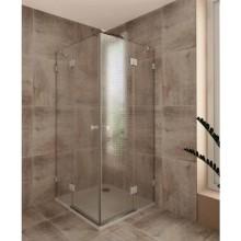 TEIKO NSKRH 2/100 sprchový kout čtvercový čiré sklo V333100N52T12003