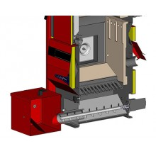ATMOS automatický odvod popela S0577 (bez přídavného popelníku)