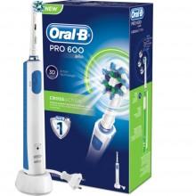 Oral-B Pro 600 CrossAction elektrický zubní kartáček