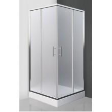 ROLTECHNIK Sprchový kout ORLANDO NEO / 800, brillant / Matt glass