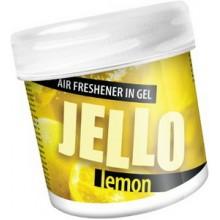 Osvěžovač vzduchu gel JELLO - LEMON