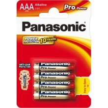 PANASONIC LR03 4BP AAA Pro Power alk baterie 35049257