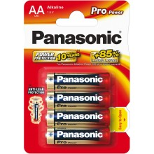 PANASONIC LR6 4BP AA Pro Power alk 35049261