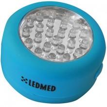 LEDMED KOLO 24LED svítilna s magnetem LM77200001