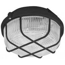 PANLUX KRUH přisazené stropní a nástěnné svítidlo 100W, černá SKP-100/C
