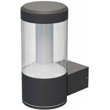 PANLUX BELLA N zahradní nástěnné LED svítidlo 9W, antracit PN42100026