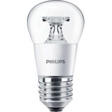 PHILIPS COREPRO LEDluster ND 5.5-40W E27 827 P45 CL žárovka 8718696507636