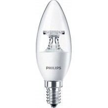 PHILIPS COREPRO LEDcandle ND 5.5-40W E14 840 B35 CL žárovka 8718696543405