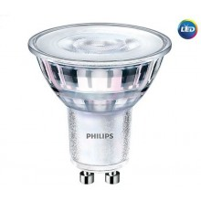 PHILIPS LED žárovka, GU10, 5-65W, 3000K, úhel 36° P743850