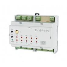 ELEKTROBOCK 9-ti kanálový přijímač pro podlah. topení PH-BP1-P9
