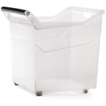 Prosperplast NUK Plastový box úložný, 380 x 379 x 379 mm NUK5H