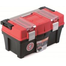 Kistenberg APTOP PLUS Plastový kufr na nářadí 598x286x327mm, červený KAP6030AL