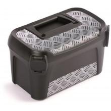 Prosperplast LINE IML Plastový kufr na nářadí, 380x234x225mm, motiv bibi box NML400