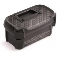Prosperplast LINE IML Plastový kufr na nářadí, 328x178x160mm, motiv prošívané kůže NML320
